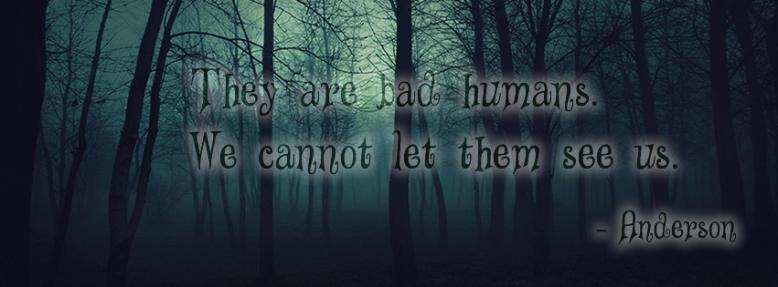 Bad Humans banner