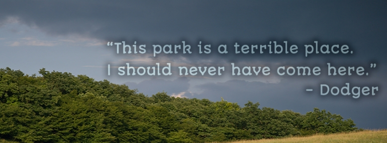 Terrible Park banner